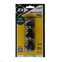 Srixon Dunlop Pro Ha 3B--3 Blister Pk Squash Balls Photo