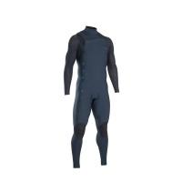 iON Wetsuit - Strike Amp FZ 4/3 2020 - Dark Blue/Black Photo