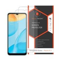 Raz Tech Tempered Glass Screen Protector for Vivo Y12 Photo