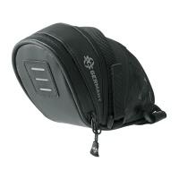 SKS Germany SKS Saddle Bag With Hook & Loop Fastener Explorer Straps 800 Black Photo