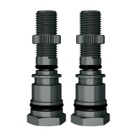 SKS Germany SKS Av Valve Adapter Set For Airpsy Bicycle Tyre Pressure Monitor 11612 Photo