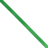 AK Christmas Wrapping - Classical Green Satin Ribbon - 5 Metres Photo