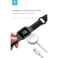 """Apple Devia 2"""" 1 Charger for Watch & iPhone Photo"""