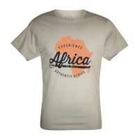 Kool Africa - Experience Africa - T-Shirt with plantable seed swing tag Photo