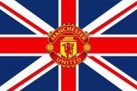 Graffiti Laptop Skin Manchester United Photo