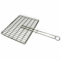 Stainless Steel Braai Grid 440mm x 330mm Photo