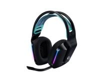 Logitech Gaming wireless RGB G733 Headset Black Photo