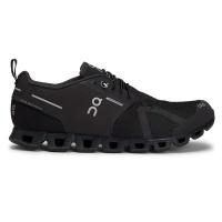 On Mens Cloud Neutral Road Running Shoes Waterproof Black Lunar Photo