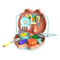 Jeronimo - Pack-up Picnic Pretend Play Set Photo