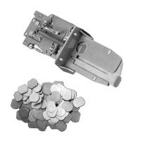 Union Billiards Pool & Foosball Table Coin Mechanism 100 D-Tokens Photo
