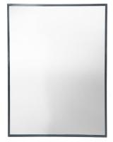 George Mason George & Mason - 83 x 62cm Iron Mirror Photo