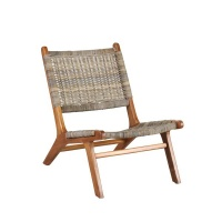 Block Basics Larmer Lazy Chair Photo