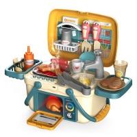 Time2Play BBQ Kitchen Play Set Photo