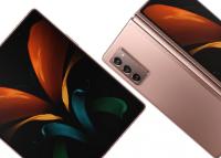Samsung Galaxy Z Fold 2 5G 256GB Cellphone Cellphone Photo