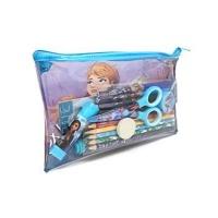 AK Official Frozen School Set In PVC Pencil Case Photo