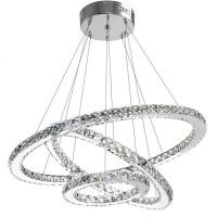 JNC-Modern LED Crystal Chandelier Photo