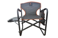 BaseCamp Chair Director With Table Aluminium Photo