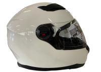 Vega AT2 Shiny White Helmet Photo
