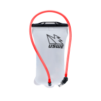 USWE 2L Elite Hydration Bladder w Plug n Play Coupling w Blaster Bite Valve Photo