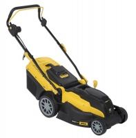 Powerplus 2000w Electric Lawnmower with Mulching and Warning Function Photo