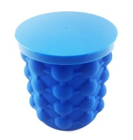2-in-1 Ice Cube Maker and Ice Bucket Genie Photo