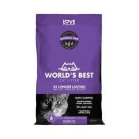 Worlds Best Cat Litter World's Best Cat Litter - Lavender Scented 3.18kg Photo