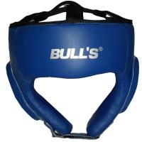 Fury sports Bulls Head Guard - Senior - Blue Photo