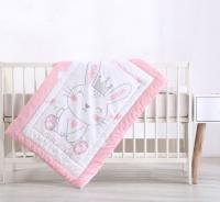 Fashionation Baby Bunny Camp Cot Comforter Set Photo