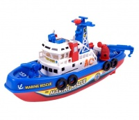 Olive Tree - Fire Boat Marine Rescue Water Jet Boat Photo