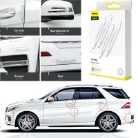 Baseus Airbag Bumper Strip - Transparent Photo