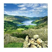Beautiful Scenes - Greeting Cards Pack of 4 Photo