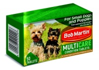 Bob Martin - Conditioning Tablets - Small Dogs - 50's Photo