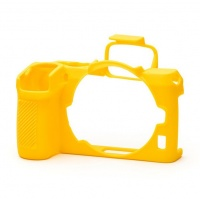 EasyCover PRO Silicon Camera Case for Nikon Z50 - Yellow Digital Camera Photo