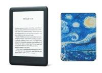 "Kindle Amazon Touchscreen 6"" 8GB with ads Bundle - Black Photo"