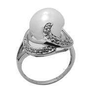 Mabe Pearl Dress Ring Photo