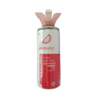 Oxyburst Pure Natural Canned Watermelon Flavoured Oxygen 6L Photo