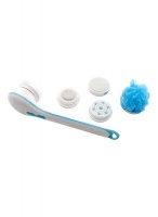 Electric Spin Spa Massage Brush massager Bath shower Photo