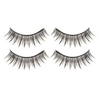 BLKT 3D 2 Pairs Eyelashes Black 002 Photo