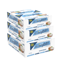 Keto Nutrition - Everyday Snack Bars - Coconut - 3 Pack Photo