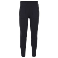 The North Face W Paramount Hybrid High Rise Tight Tnf Black Photo