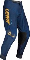 LEATT Moto 4.5 Lite Blue/Gold Pants Photo