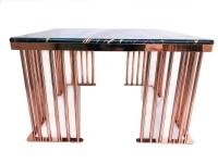 Decorist Home Gallery Bronze Mercan - Coffee Table Photo