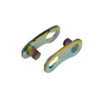 SRAM Eagle PowerLock for 12-Speed MTB Rainbow - Carded Photo