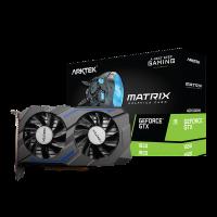 Arktek Nvidia GT1650 4GB GDDR5 128-bit HDMI / DVI Graphics Card Photo
