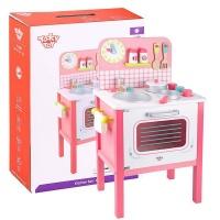 Tooky Toy Pink Kitchen Set Photo