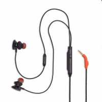 JBL Quantum 50 Wired in-ear Gaming Headset - Black Photo