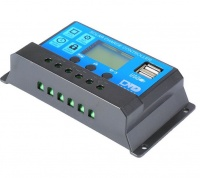 Solar Charger Solar Charge Controller 20A - YJSS 20 Photo