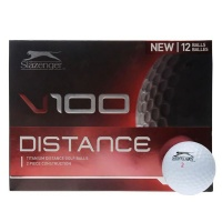 Slazenger V100 Distance Golf Balls 12 Pack [Parallel Import] Photo
