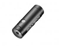Rockbros Aluminum Waterproof Bicycle LED Front Light - R1-400 Photo