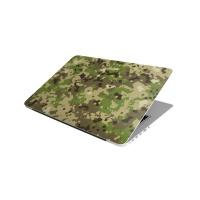 Laptop Skin/Sticker - Pixelcamo Green Photo